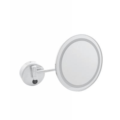 Косметическое зеркало с подсветкой настенное MS 53 B